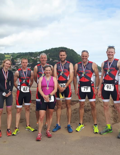Somerset Minehead Triathlon