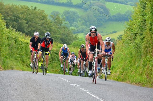 Exmoor Tri - Bike 2