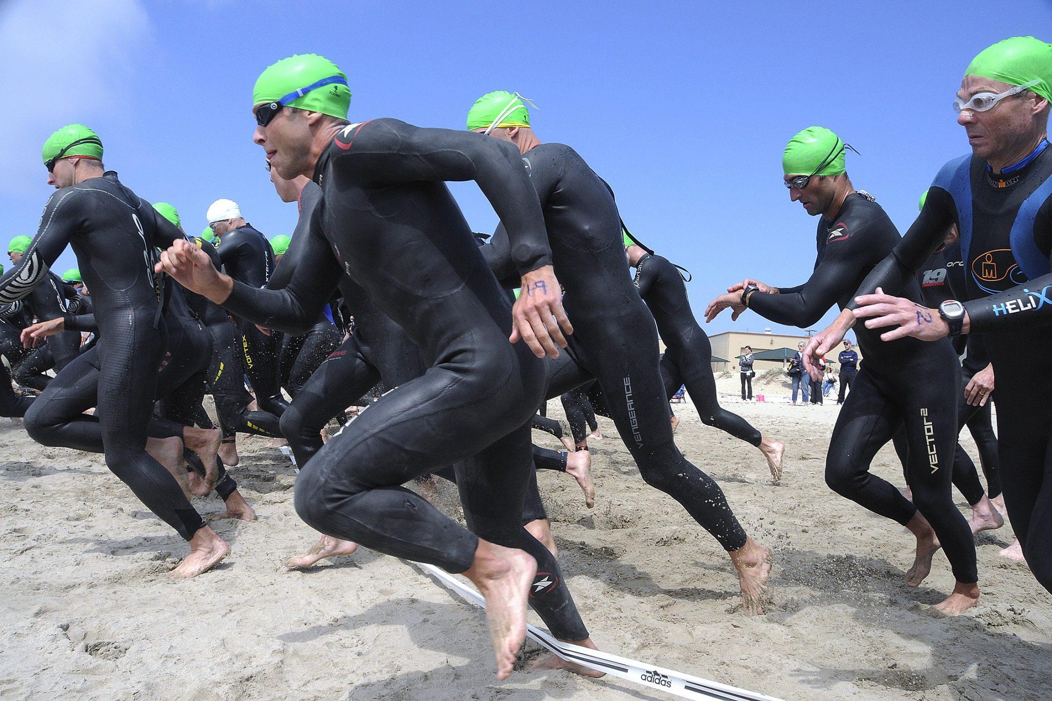 Race Swim