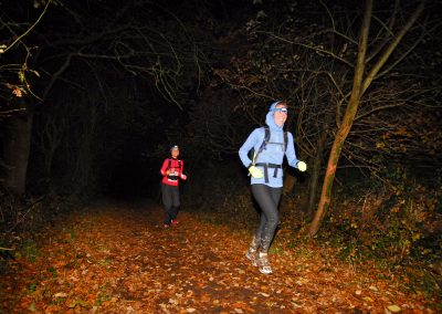 Night run image