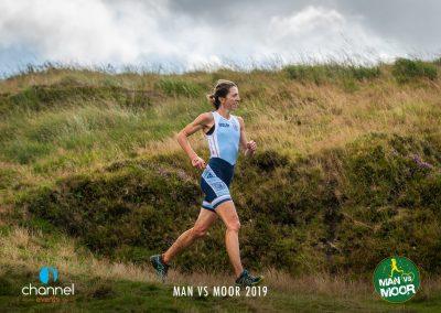 Overall Winner 14 miles - Lucy MVM 2019